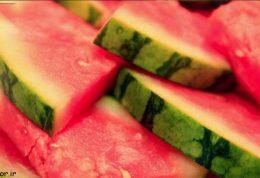 خوردن هندوانه چه فایده ای برای سلامتی دارد