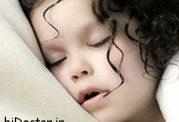 شیوه های جلوگیری از بد خوابی بچه ها
