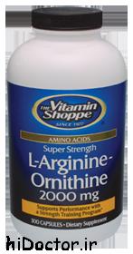 خواص دارویی قرص ال آرژینین L Arginine راباهم مرور میکنیم