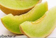 طالبی میوه ای پرخاصیت