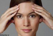 عضلات صورت را چطوری ماساژ بدهیم( آموزش تصویری)