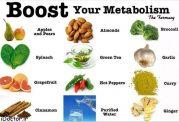چه مواد غذایی بخوریم که متابولیسم بدن افزایش یابد