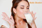 مروری بر تاثیر شیر بر سلامت دندانها