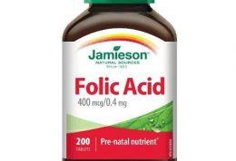 دانستنی های بسیار مهم در رابطه با اسید فولیک