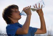 نقش آب در سلامت کودکان