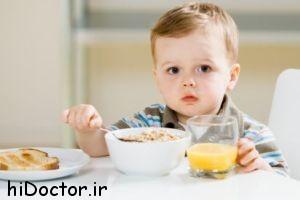 غذاهایی که برای کودکان مضر است