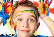 هر آنچه درباره کودکان خلاق باید بدانید