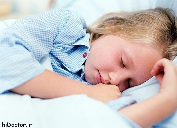 ترس کودک خود را در خواب چگونه از بین ببریم ؟