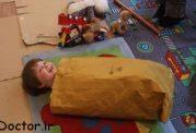 علت اصلی شلختگی کودکان