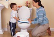 چگونه به کودکمان روش صحیح دستشویی رفتن را بیاموزیم
