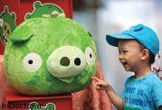 تاثیرات بازی با عروسک بر روی رفتار کودک