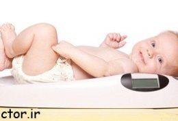 آیا وزن و قد کودک شما متعادل است ؟