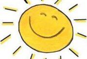 وقتی کودکی خورشید را نقاشی می کند به چه معناست