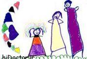 رایج ترین سوالات والدین در مورد نقاشی کودکان دارند