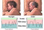 خواب در دوران پیری چه تغییراتی میکند