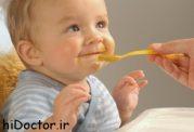 راه حلی برای غذا نخوردن کودکان