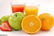 بهترین مواد غذایی برای درمان گلو درد کودک