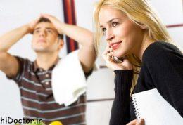 نکاتی در رابطه با احساس خیانت در زنان و مردان