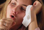 علائم و درمان سیاه سرفه را مرور میکنیم