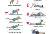 برای رفع کمردرد چه ورزشی توصیه میشود