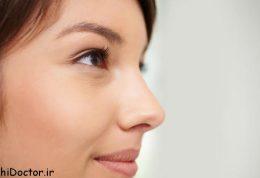 عفونت و تاثیر آن بر روی بینی