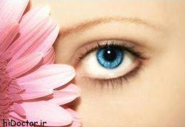 درمان مشکلات چشم با رژیم گیاهی