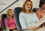 نکات مهم که هنگام مسافرت  هوایی برای حفظ سلامتی باید رعایت کنید