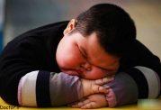 راه حلی برای چاقی کودکان