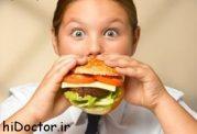 دلایل اصلی چاقی کودکان