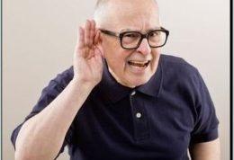 ارتباط دوران پیری و ناشنوایی