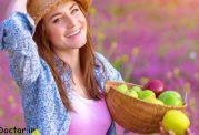 چرا خوردن میوه روزانه انسان را سالم نگه میدارد؟