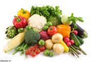 فواید میوه و سبزی برای پوست
