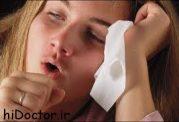 سرفه و گلودرد را با طب سنتی درمان کنید