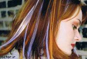 مو ها دربرابر رنگ مو چه واکنشی از خود نشان میدهد؟