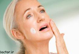با پیری چه تغییراتی در پوست ایجاد می شود؟