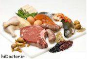 همه چیز درمورد پروتئین و مضرات آن