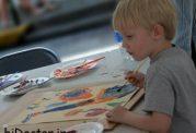 نقاشی چه تاثیری بر رشد کودک دارد