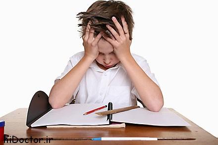 چرا در هنگام امتحان استرس داریم؟