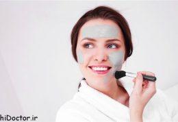 پوست صورت با میوه ها چین و چروکش کاهش میابد