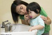 دندان های شیری بچه ها چرا پوسیده میشود؟