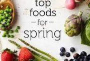 مصرف نکنید در بهار این غذاها را