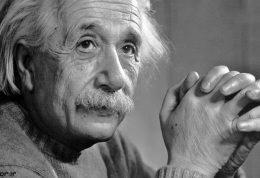 از آلبرت انیشتین طلایی ترین درسهای زندگی را یاد بگیریم