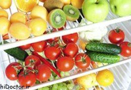 با این روش ها ویتامین میوه از بین نمی رود