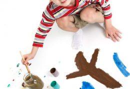 از روی نقاشی کودک به شخصیت او پی ببرید