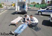 تصادف فقط سلامت جسمی ما را به خطر نمی اندازد
