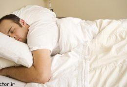 تشخیص شخصیت افراد از روی حالت خوابیدن آنها