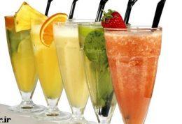 همه ی نوشیدنی ها برای بدن خاصیت ندارد