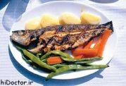 بررسی خواص ماهی های پرچرب برای سلامت