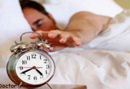 تاثیر خواب مناسب بر روی دلشوره
