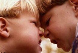 علت اصلی پرخاش در کودکان